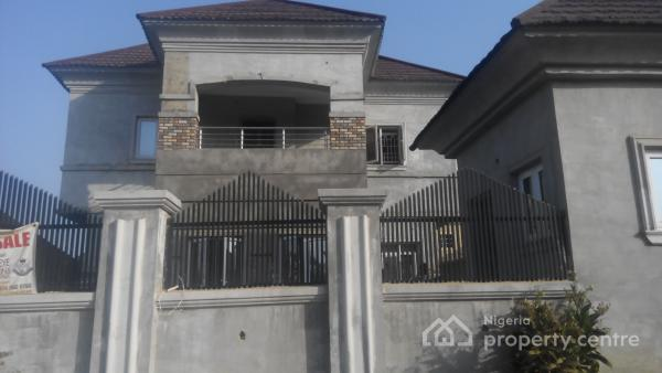4 Bedroom, Apo Ressettlemeent, Apo, Abuja, Detached Duplex for Sale