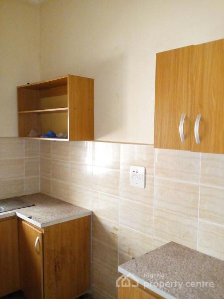 for rent well finished 3 bedrooms apartment in a block of 4 flats