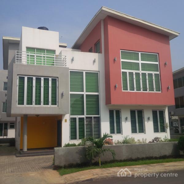 Www Duplexes For Rent Com: Luxury 5 Bedroom Mansion, Ikeja, Lagos