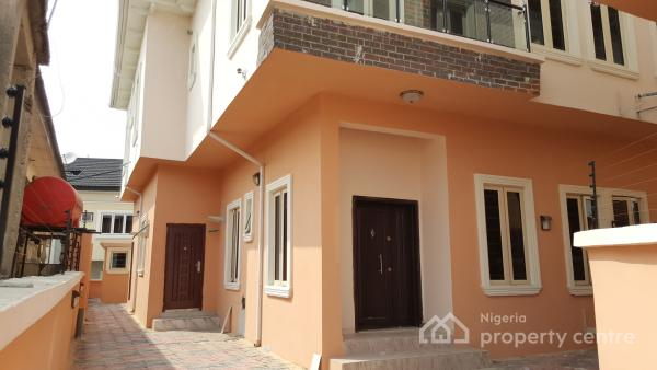 Brand new and well located 4 bedroom lekki lagos for Kitchen cabinets for sale in lagos
