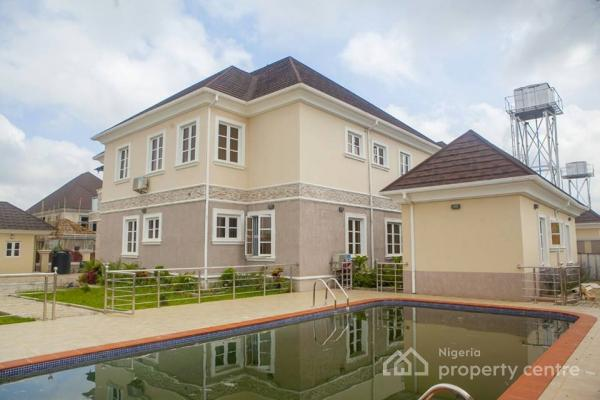 Property for sale in kukwuaba abuja nigerian real for Mansions in nigeria for sale