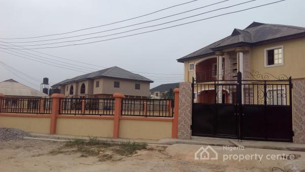 4 Units of Tastefully Finished 3 Bedroom Flats for Sale, Olu-odo, Ebute, Ikorodu, Lagos, Block of Flats for Sale