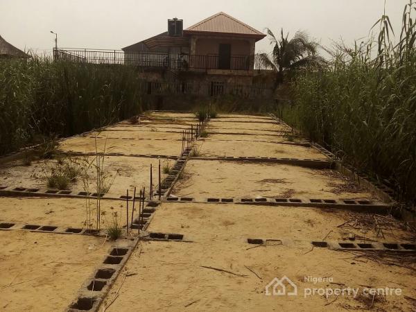 Eti Property Development : For sale half plot of land l k estate addo langbasa