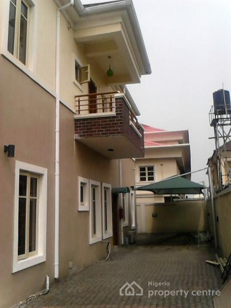 New Luxury 4 Bedroom Duplex in Lekki Phase 1, Off Admiralty Way, Lekki Phase 1, Lekki, Lagos, Detached Duplex for Sale