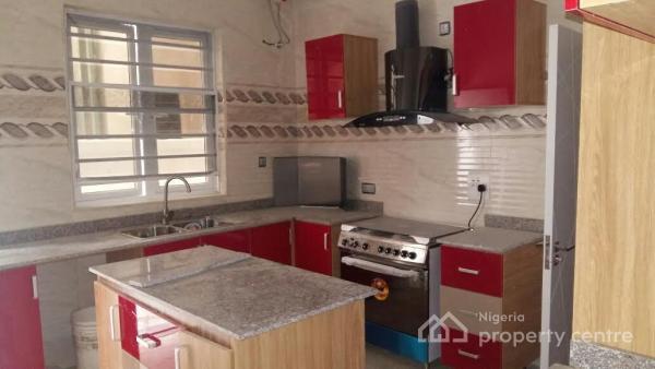 Luxury Four Bedroom, Ikota Villa Estate, Lekki, Lagos, Semi-detached Duplex for Sale