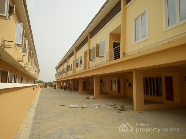 Brand New 4 Bedroom, By Orchid Road, Ikota Villa Estate, Lekki, Lagos, Terraced Duplex for Sale