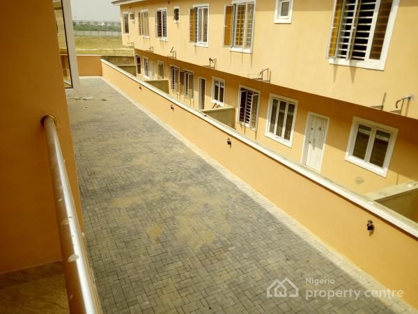 Brand New 4 Bedroom, By Orchid Road, Ikota Villa Estate, Lekki, Lagos, Terraced Duplex for Sale
