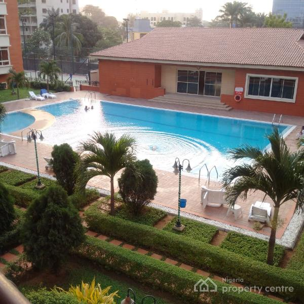 Luxurious Top Executive 4 Bedroom, Old Ikoyi, Ikoyi, Lagos, Flat for Rent