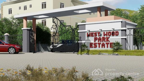 Land for Sale at Westwood Park Estate, Monastery Road, By Shoprite, Sangotedo, Ajah, Lagos, Residential Land for Sale