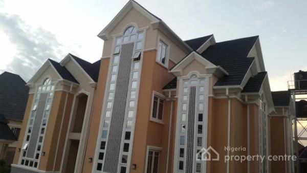 Newly Finished Luxury 6 Bedroom, Gwarinpa, Abuja, Detached Duplex for Sale