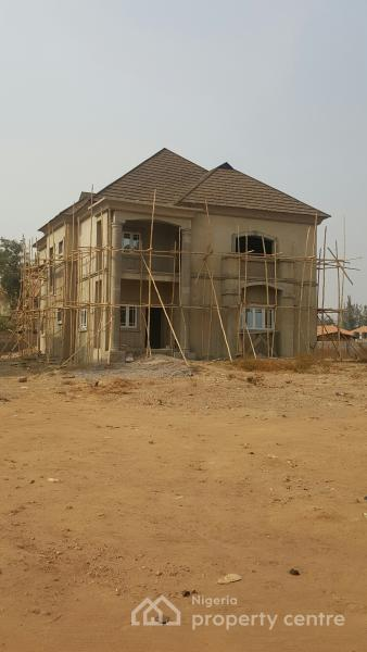 Accessible Land to Build 4 Bedroom Detached Duplex, Estate Road, Lokogoma District, Abuja, Detached Duplex for Sale