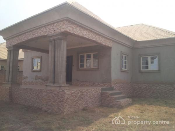 3 Bedroom Bungalow Orozo Abuja Paraclete Consulting
