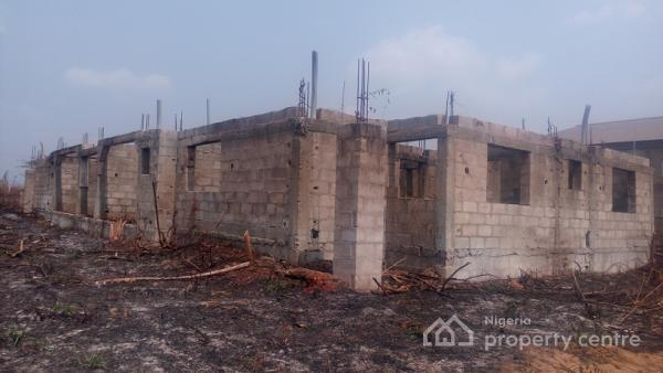 Uncompleted Building, Opic Estate, Mowe Ofada, Ogun, Block of Flats for Sale