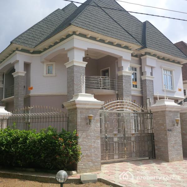 4 Bedroom Detached Duplex with Bq, Gwarinpa, Abuja, Detached Duplex for Sale