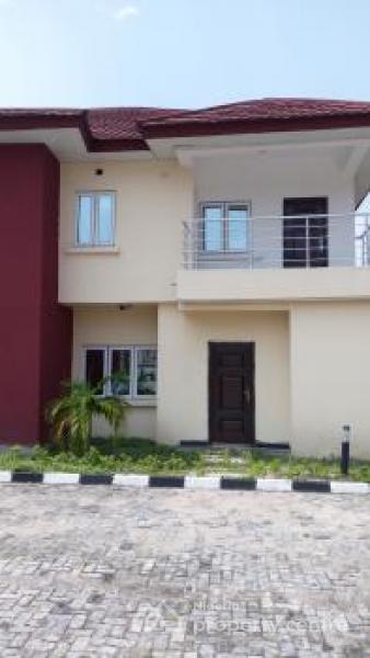 Exquisitely Built 5 Bedroom Semi Detached Duplex, Northpointe Estate,off Chevron Drive, Lekki Phase 2, Lekki, Lagos, Semi-detached Duplex for Sale