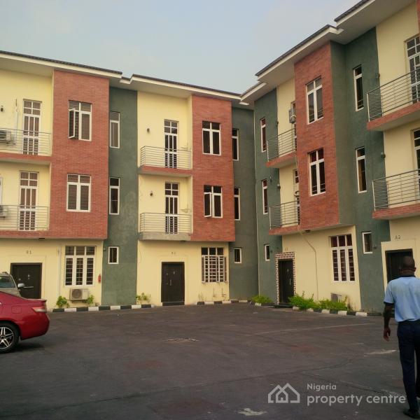4 Bedroom Houses For Rent In Lekki, Lagos