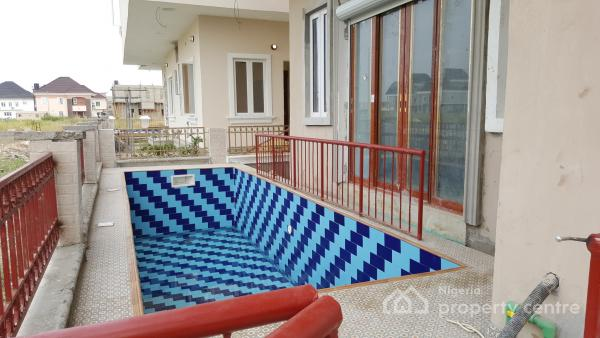 For Sale Massive Brand New And Luxuriously Finished 5 Bedroom Detached House With Boys Quarters