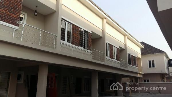For rent affordable four bedroom terrace lafiaji for Affordable 4 bedroom houses