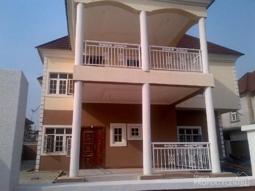 Bedroom Duplex With Bq At Sahara Estate, Gwarinpa, Abuja, 4 Bedroom ...