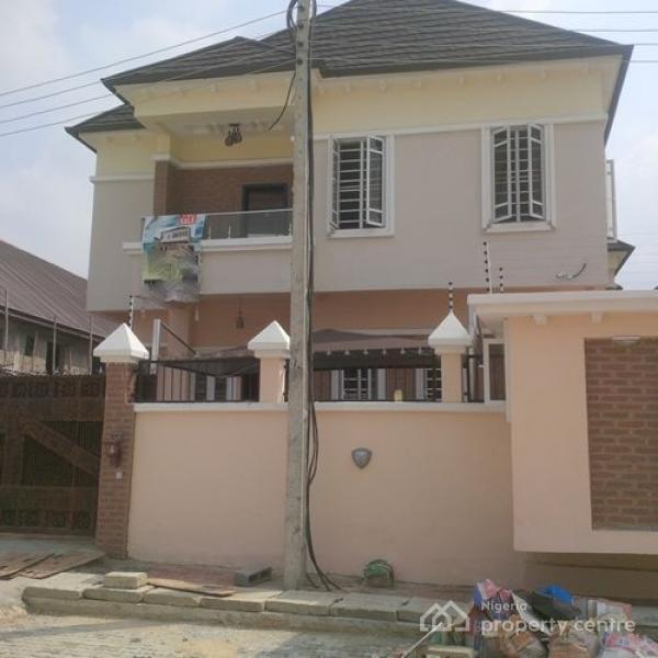 For Sale 5 Bedroom Duplex Ikota Villa Estate Lekki