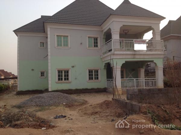 New one storey building containing 2 units of 3 bedroom for Apartment plans in nigeria