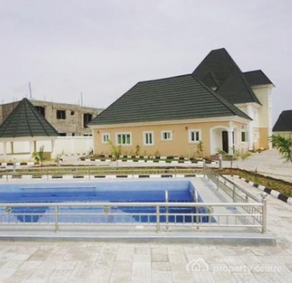 5 Bedroom Fully Detached Duplex + 3 Bedroom Bungalow, Katampe Extension, Katampe, Abuja, Detached Duplex for Sale