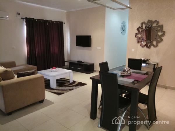 Luxury 2 Bedroom Penthouse with Pool & Gym, Onigefon Street Off Palace Way, Oniru, Victoria Island (vi), Lagos, Flat Short Let