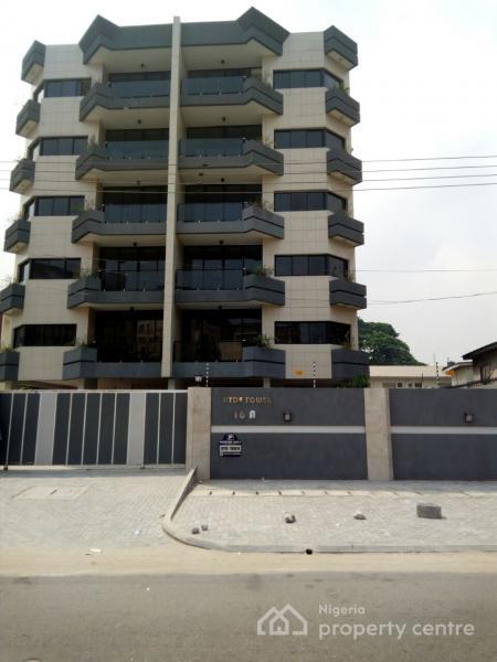 For sale luxury flats akin olugbade street victoria