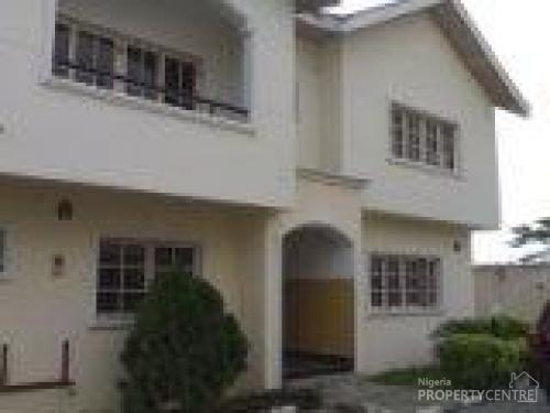 Serviced 4 Bedroom Detach Duplex At Oniru Victoria Island Vi Lagos Apro Global Real Estate
