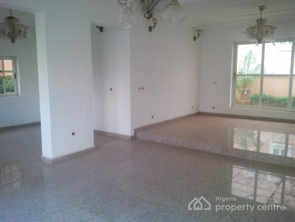 Luxury 4 Bedroom Detached House, Off Ty Danjuma Street, Asokoro District, Abuja, Detached Duplex for Sale