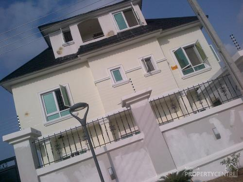 Newly Built 5 Bedroom Duplex With Penthouse, Lekki, Lagos, 5 Bedroom House For Sale
