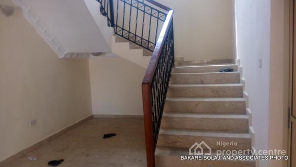 Lovely 4 Bedroom Duplex with 1 Room Bq, House 26, 641 Road, By Charley Boy, Gwarinpa Estate, Gwarinpa, Abuja, Detached Duplex for Rent