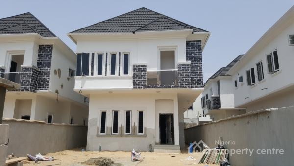 Brand new and exquisitely finished 5 bedroom detached for Kitchen cabinets for sale in lagos