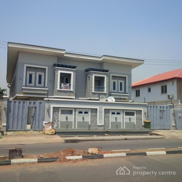 Brand new 4 bedroom duplex magodo lagos chaman properties - 4 bedroom duplex for rent near me ...