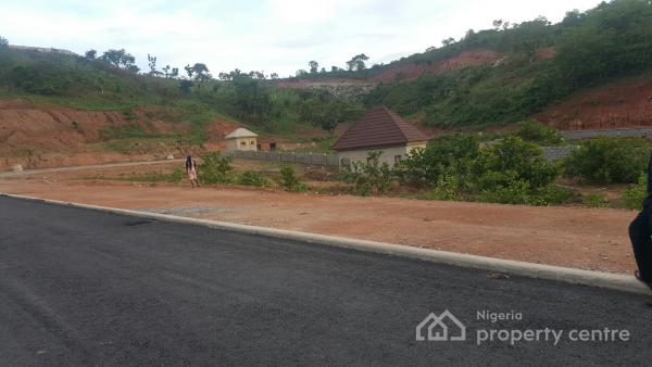 Off-plan 4 Bedroom Terrace with Excellent Facilities, Karis Estate Road, Guzape District, Abuja, Terraced Duplex for Sale