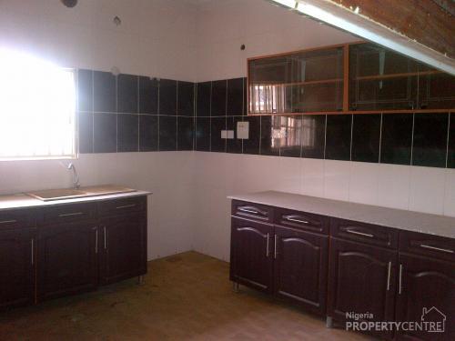 Newly Built 4 Bedroom Twin Duplex In A Compound, Gudu, Abuja, 4 ...