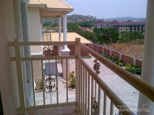 Built 4 Bedroom Twin Duplex In A Compound, Gudu, Abuja, 4 Bedroom ...