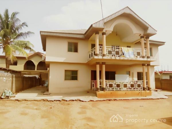 Luxury 3 Flats (8 Bedroom) Storey Building