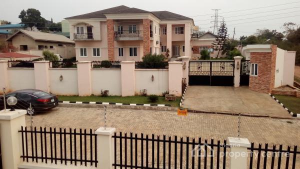 Luxury 3 Bedroom Terrace Duplex with Bq, Alalubosa Gra, Alalubosa, Ibadan, Oyo, Terraced Duplex for Rent