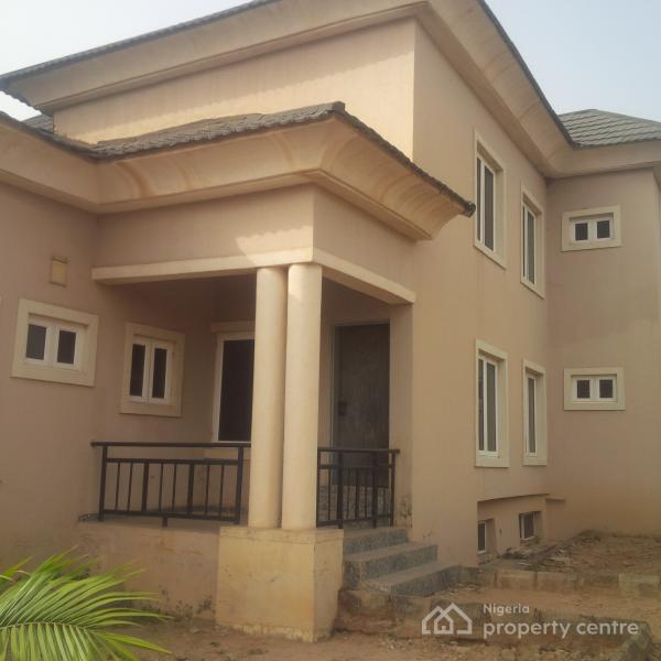 For Sale: Solidly Built 4 Bedroom Detached Bungalow With 2