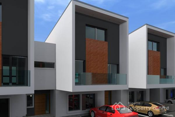 Now Selling Luxury 4 Bedroom Terraces with Bq 30 Million Installment Payment, Before Firs, Katampe Extension, Katampe, Abuja, Terraced Duplex for Sale