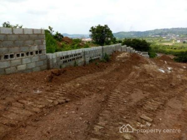 1200sqm Land with R of O By Lekki Garden Estate, Behind Paradise Estate, Dape, Abuja, Residential Land for Sale