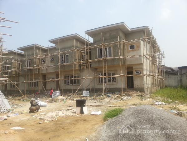 For Sale Newly Built 8 Units Of 4 Bedroom Terrace House