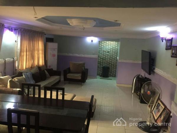 Tastefully Furnished 4 Bedroom Bungalow Gateway Sparklight Estate Magboro Ogun Detached