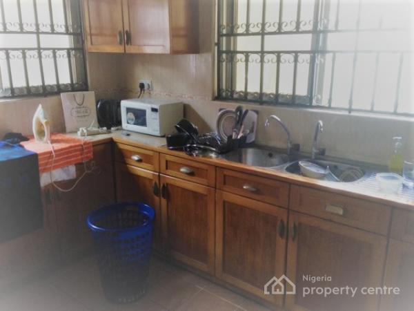 Fully Furnished & Equipped Duplex  at Lekki Phase 1, African Lane ,off Admiralty Road, Lekki Phase 1, Lekki, Lagos, Semi-detached Duplex for Rent