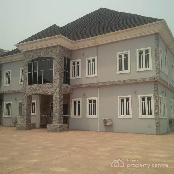 8 Bedroom Mansion With A Swimming Pool Ikeja Lagos