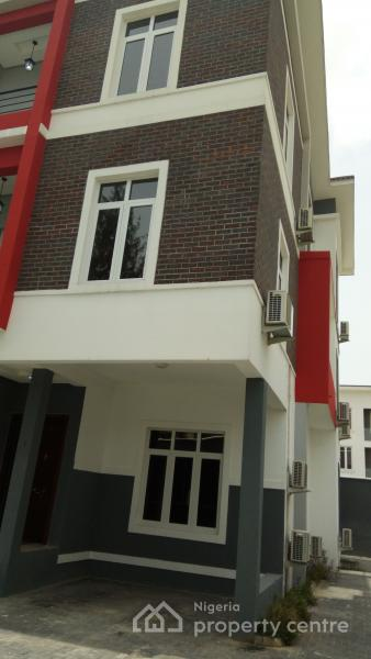 bedroom town house with a room boys quarter layi ajayi obembe