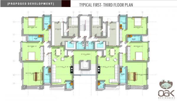 3 Bedroom Luxury Apartment Victoria Island VI Lagos