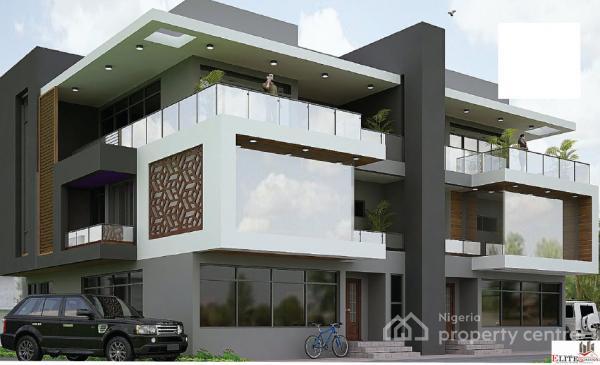 5 Bedroom Semi Detached Apartment