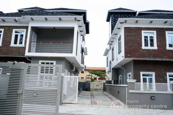 For Sale Serviced Luxury 5 Bedroom Detached Duplex With